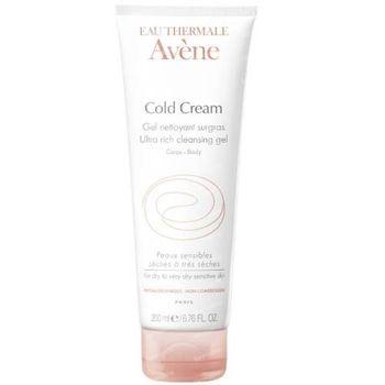 Avène Cold Cream Gel Nettoyant Surgras 200 ml
