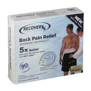 RecoveryRx Rugpijn Therapie 1 stuk