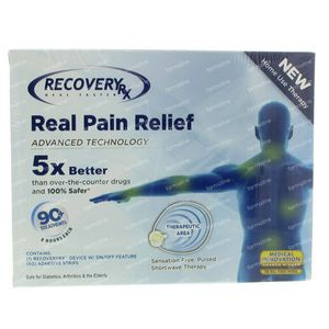 RecoveryRx Real Pain Relief 1 stuk