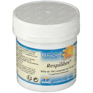 Fenioux Respilibre 180 tablets
