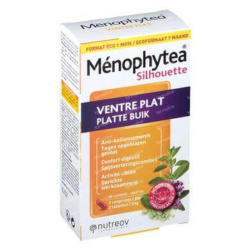 Menophytea Ventre Plat 60 comprimés