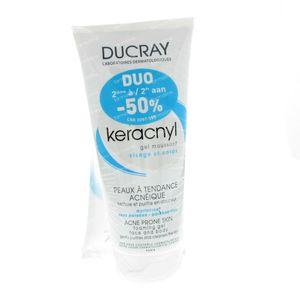 Ducray Keracnyl Schuimende Gel Duopack 400 ml