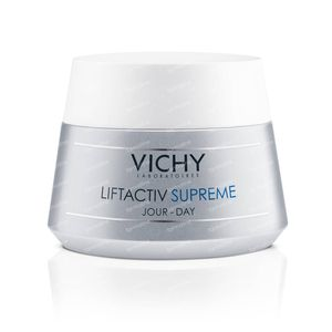 Vichy Liftactiv Supreme Dayproof Droge Huid 50 ml