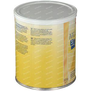 Milupa P K U 3 Advanta 500 g poudre
