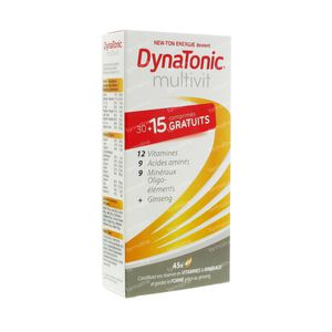 Dynatonic Multivit 45 tablets