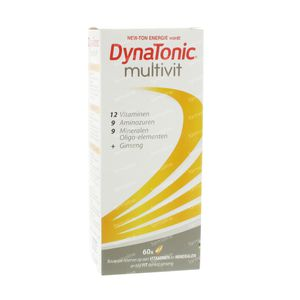 Dynatonic Multivitaminen 60 tabletten