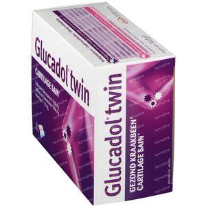 Glucadol Twin 168 comprimés
