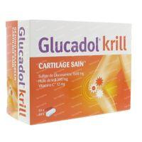 Glucadol Krill 168  kapseln