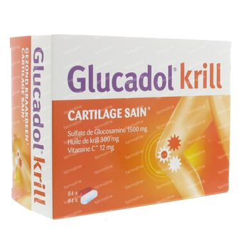 Glucadol Krill 168 capsules