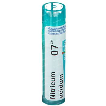 Boiron Granulen Acidum Nitricum 7CH 4 g