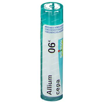 Boiron Gran Allium Cepa 6K 4 g