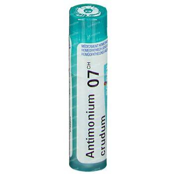 Boiron Gran Antimonium Crudum 7Ch 4 g