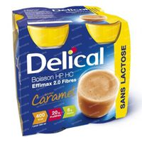 Delical Effimax 2.0 Karamel 800 ml