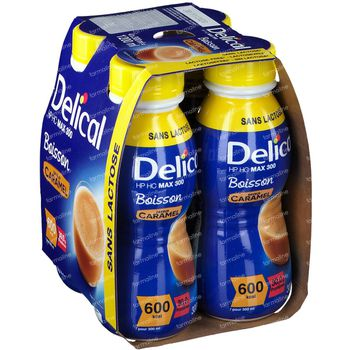 Delical Max 300 Caramel 1200 ml