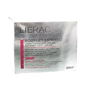 Lierac Body-Lift Expert Crème Remodelante Anti-Age 200 ml