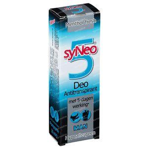 Syneo 5 Homme Deodorant 30 ml spray
