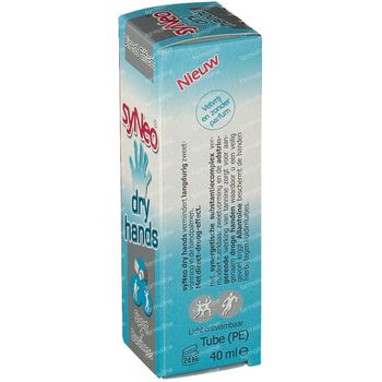 Syneo dry hands tube 40 ml