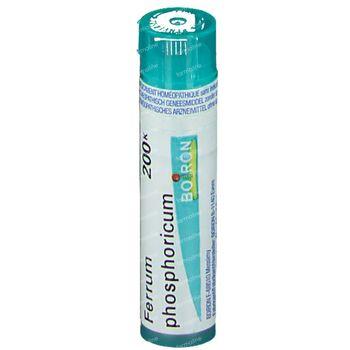 Boiron Gran Ferrum Phosphoricum 200K 4 g