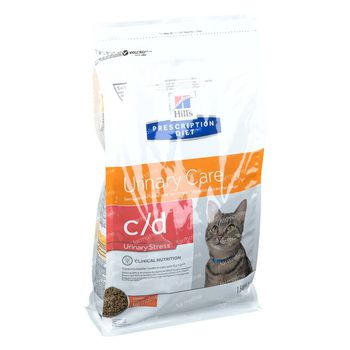 Hills Prescription Diet Feline C/D Urinary Stress 1,50 kg