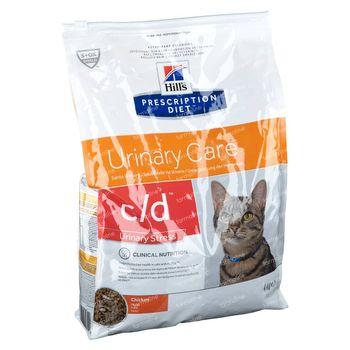 Hills Prescription Diet Feline C/D Urinary Stress 4 kg