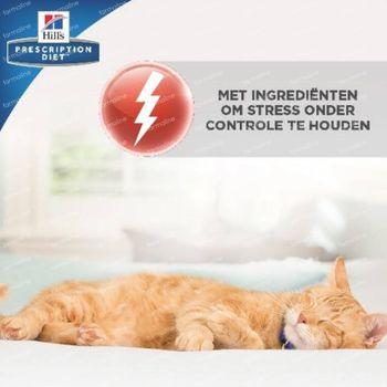 Hill's Prescription Diet C/D Urinary Stress Feline met Kip 12x85 g