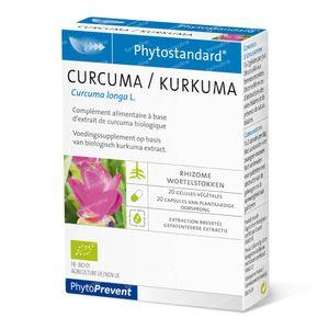 Phytostandard Kurkuma 20 capsules