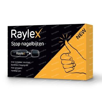 Raylex Stylo Stop Ongles Rongés 1,50 ml