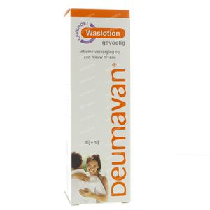 Deumavan Wash Lotion Sensible + Lavender 200 ml