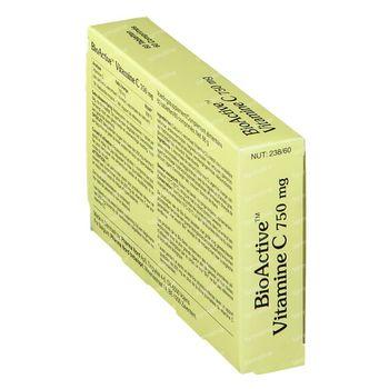 Pharma Nord Bioactive Vitamine C 750 Mg 60 comprimés