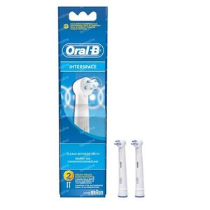 Oral-B Refill Ortho Care Interspace 2 pièces