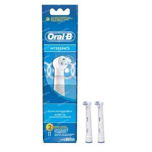 Oral-B Refill Ortho Care Interspace 2 stuks