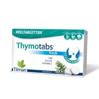 Thymotabs Fresh 24  comprimés