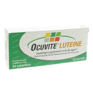 Ocuvite Lutein Eyes 30 tablets