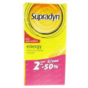 Supradyn Energy Co Q10 PROMO 60 bruistabletten