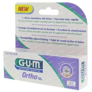 Gum Ortho Gel Bouche 10 ml
