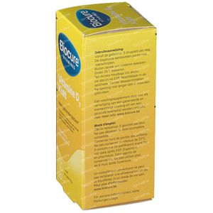 Biocure Vitamines D3 Kids Drops 20 ml