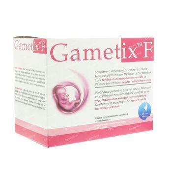 Gametix F Femme 30 sachets