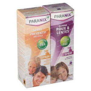 Paranix Duo Lotion + Preventieve Spray + Kam + Sleeve 1 St
