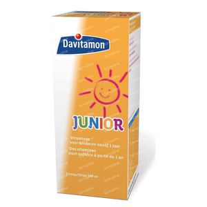 Davitamon Junior Sirop 1-3 Ans 150 ml