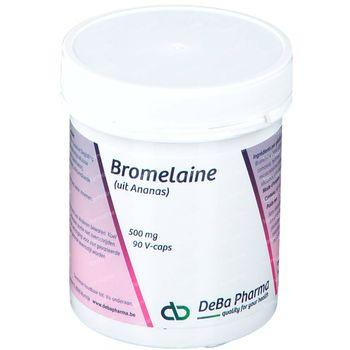 Deba Bromelain 500mg 90 capsules