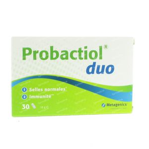 Probactiol Duo 30  capsules