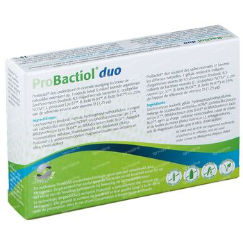 Probactiol Duo 15 capsules
