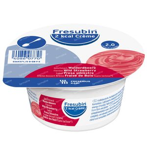 Fresubin Creme Fraise De Foret 2 Kcal 500 g