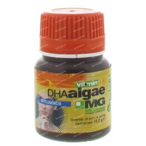 Soria Natural DHA Algae 30 capsules