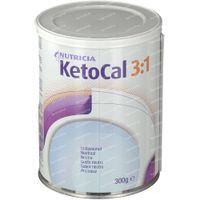 Ketocal 3.1 300 g pulver