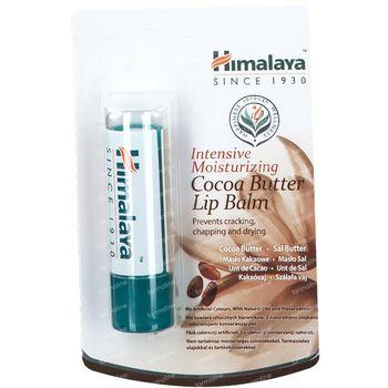 Himalaya Intensif Hydratant Baume à Lèvres Au Beurre De Cacao Baume à lèvres 4,50 g