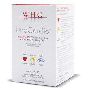 WHC Unocardio 60 gélules souples