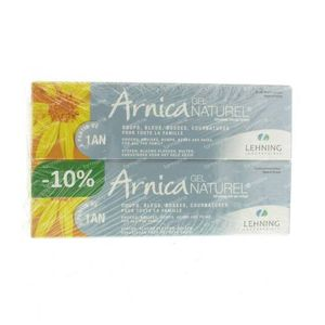 Arnica Gel Duo Pack 50 g