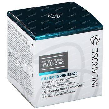 Incarose EPH Filler Experience Gelaatscrème 50 ml