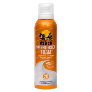 Huntington Beach Sun Foam SPF20 150 ml
